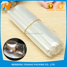 High Quality Transparent Polyolefin POF Heat Shrink Plastic Wrap Bag For Food Use