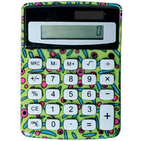 8-digit dual power root square calculator, office calculator