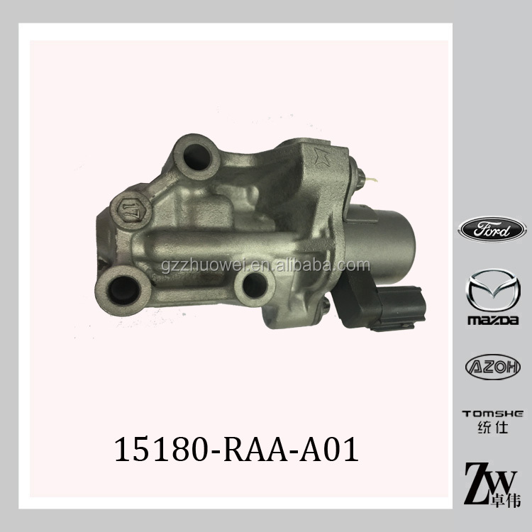 New Arrival Auto Parts Hydraulic Solenoid Valve Spool Valve For Hond(a) 15810-RAA-A01