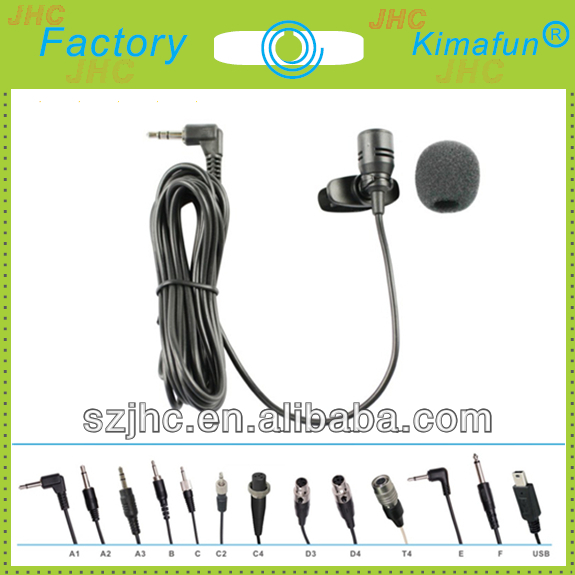 Lavalier Lapel Microphone Best Seller HC-4026
