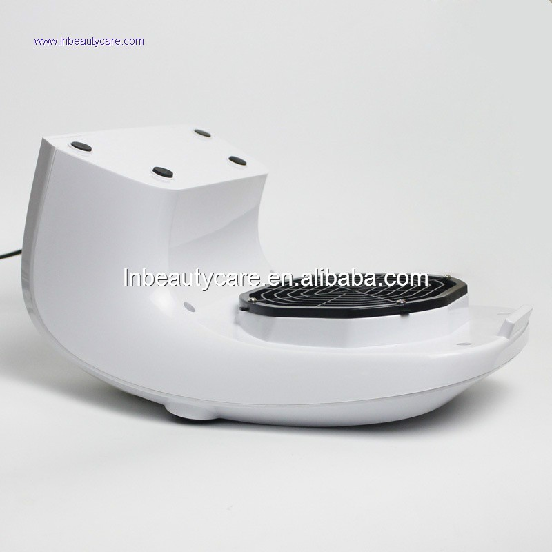 New Manicure Table Vacuum Cleaner Nail Art Dust Catcher Nail Dust Collector