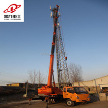 10 Ton truck crane with boom arm for agriculture construction