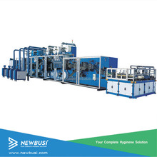 Automatic servo baby diaper manufacturing machine/Production line