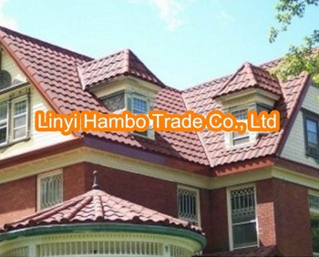 High Quality Yiwu factory Spanish Red Clay Roof Tiles