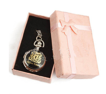 as promotional gift classical owl pocket watch factory direct sales