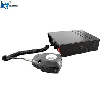 100W Police Siren with mic/police siren for car