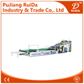 [RD-BZJ-1450]Automatic corrugated cardboar laminating fluting machine