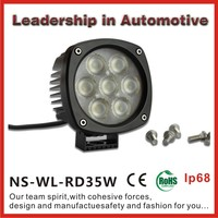 2015 Flood Spot Beam 35w 5000lm Cree Led Worklamp, Led Work Light,Work Light Led For 4x4 Suv Vehicles