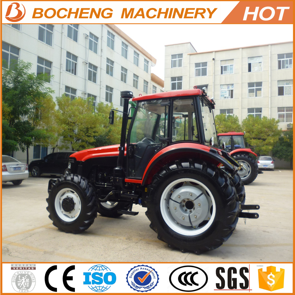 Agricultural tractor/ high clearance tractor cabin tractor for sale with best price