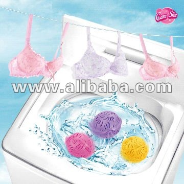 Bra washing balls, Laundry Bag