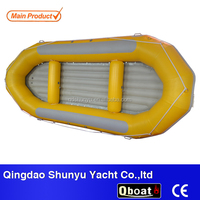 CE certificate 14ft inflatable river rafting boats for sale