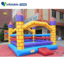 China wholesale Inflatable kids competitive game jumping castle