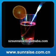 Pastic LED Flashing Drink Stirrer Stick