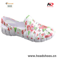 Eva colorful chinese nude models nursing shoes