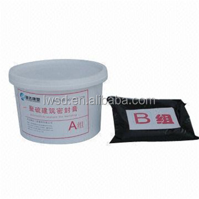 two component High Performance two component polysulphide sealant joint