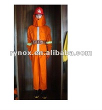 fire protective clothing for fireman