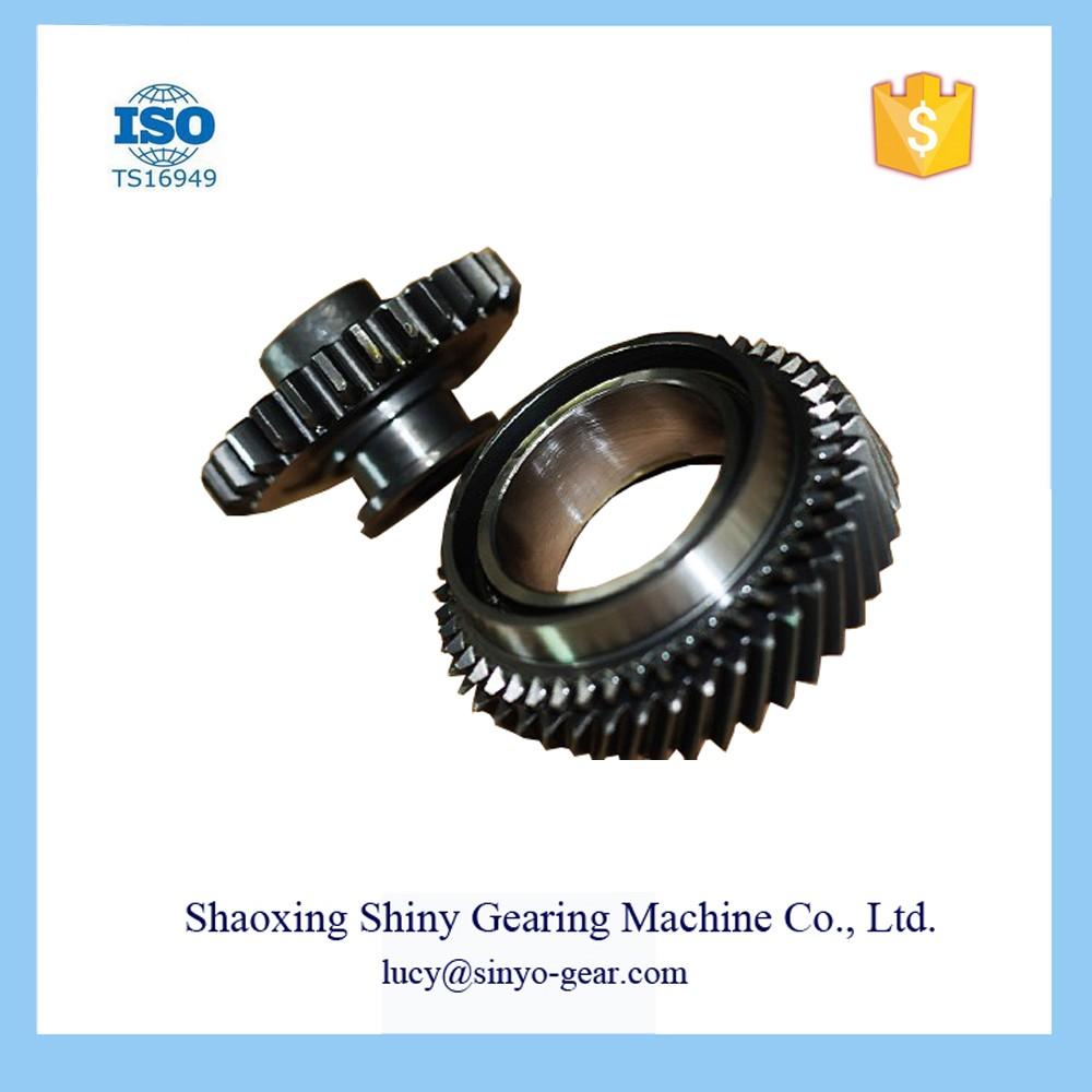 Forging Machine Metal Price Helical Gear for BYD Car Accessories