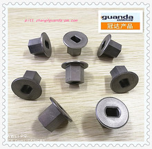 sintered iron flanges bushes by powder metallurgy