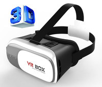 Cheap 3D glasses 2nd generation 3d vr box