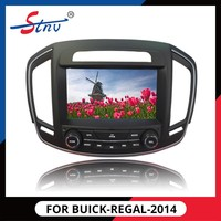 8inch car gps for Buick Regal New (2014) of android car navigation system