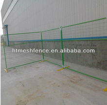 Canada welded mesh temporay fence/ mobile portable fence for construction event sites fence panel