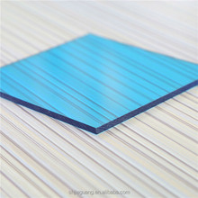 Factory Price 10years Warranty UV Resistant Plastic Building Material Polycarbonate Solid Sheet