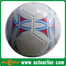 2015 custom design high quality PVC mini footballs/soccer ball/foot balls