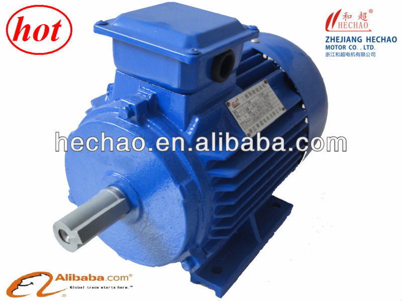 220V/380V Y2 series motor with CE