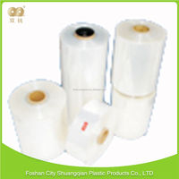 Best Quality OEM Customized blow molding 150 to 5000mm width pe shrink film transparent rate