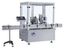 XT-620 20ml small bottle liquid detergent/liquid filling and capping machine honey straw filling machine