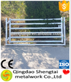 Custom China Supplies Expandable New Livestock Metal Fence Panels