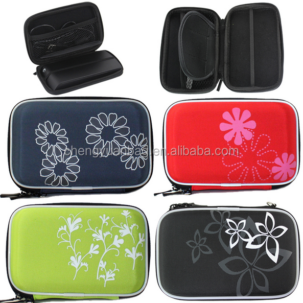 "HDD EVA Hard Case For 2.5"" Passport Ultra Slim External Portable Hard Drive"
