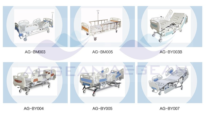 hospital bed for patients