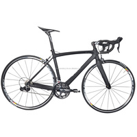 2017 Chinese full carbon road bike, complete carbon road bike