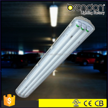 4 ft T8 Fluorescent low profile LED tube light nautical outdoor lighting