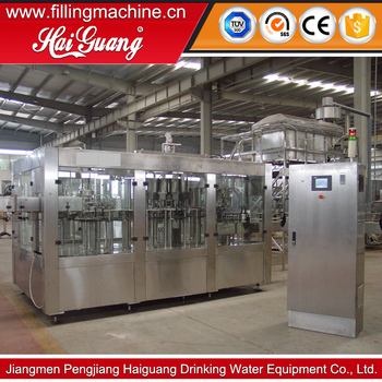 Wholesale Cheap Price mineral water production facility/water filling machine merchandise