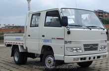 Hot sales in Aisa FAW 2 ton light cargo truck