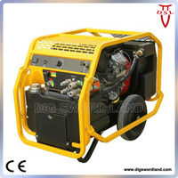 HPR23-40 gas powered hydraulic power unit/hydraulic power station