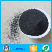 Black Granular coconut shell based activated carbon reasonable price