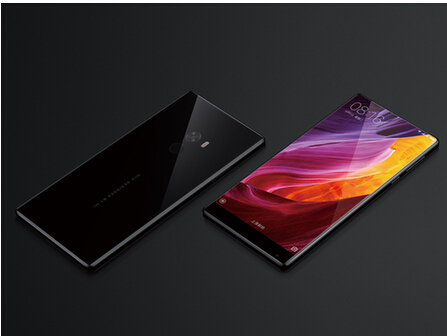 XIAOMI MI MIX borderless display 128gb Android 6.0 Smartphone Kirin 950 Octa Core 6 inch dual sim 4G LTE Mobile Phone