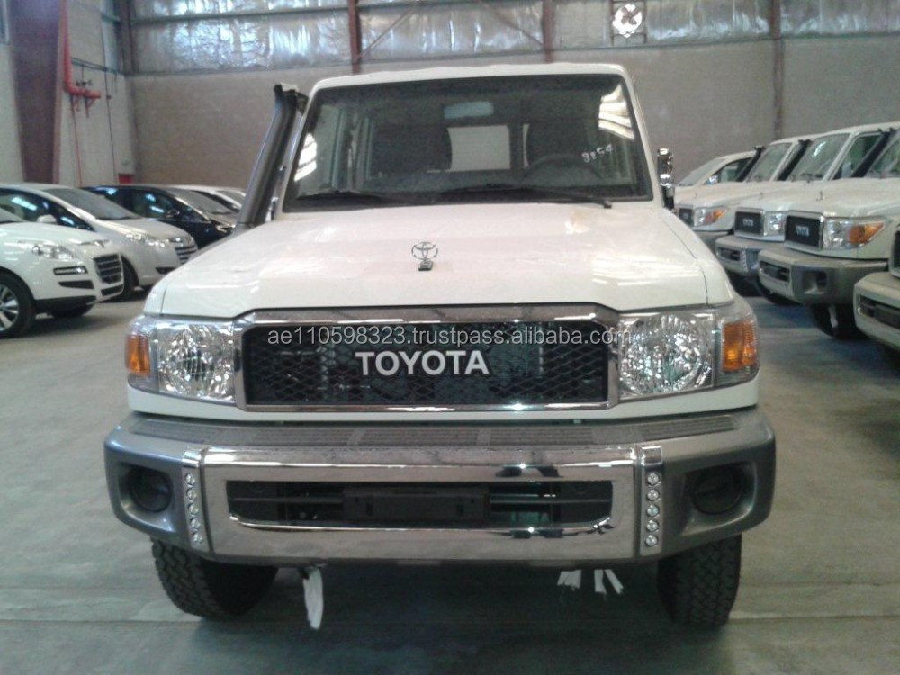 TOYOTA HZJ76 LAND CRUISER HARDTOP LX10 4.2L 30 ANV EDITION - 2015 MODEL NEW CAR