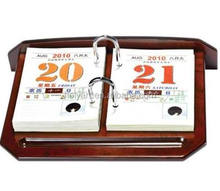 hot sale wooden calendar