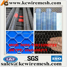Factory!!!!!!! Kangchen 13mm hexagonal hole galvanized before weaving small animal wire mesh fence for chicken, rabbit , deer