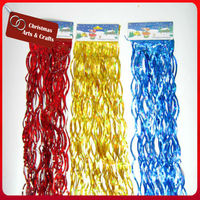 2013 PET Christmas Tinsel Icicles/Xmas Tinsels