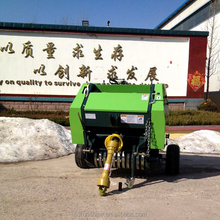 Top quality of RXYK0850 farm tractor hot sale mini round hay baler with CE certification
