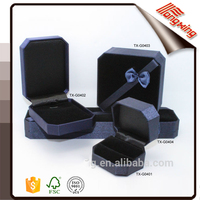 Professional factory supply plastic wedding gift boxes