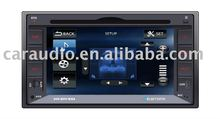 Car dvd player with GPS/BLUETOOTH/DVD/VCD/CD/MP4/MP3 audio coche