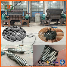 high output tire cutter machine for sale