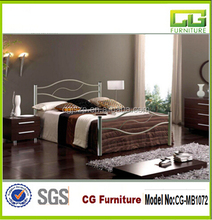 2016 modern latest iron bed designs metal canopy bed for bedroom