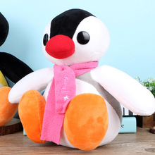 Pingu stuffed toy custom soft toy custom carton toys